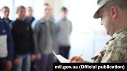 Електронний реєстр дасть можливість систематизувати облік військовозобов'язаних