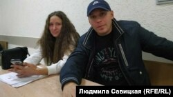 Лия и Артём Милушкины
