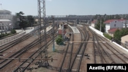 Акмәчет тимер юл вокзалы эшләми