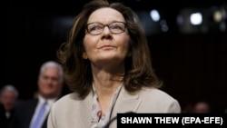 Джина Хаспел, ЦРУ директорлығына кандидат.