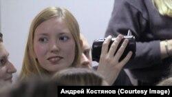 Дарья Апахончич