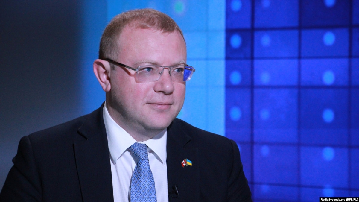 Посол Шевченко о Зеленского и Трюдо и треугольник Ермак-Пристайко-Кулеба