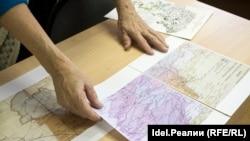 Республика немцев Поволжья так и осталась на старых картах