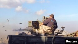 Бойцы Свободной сирийской армии