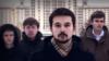 Фрагмент видеообращения студентов.