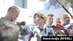 Vlada obezbediti poštovanje prava svim građanima: Ana Brnabić, prva predsednica Vlade Srbije na Prajdu