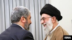 رهبر حماس برای دیدار با مقام های ایرانی روز یکشنبه به تهران سفر کرد.