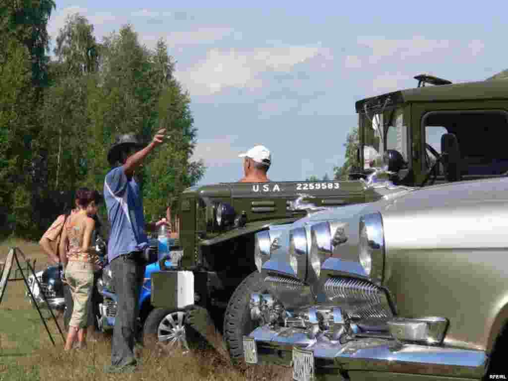 """III халыкара ГАЗ -21 """"Волга"""" машиналары фестивале"""