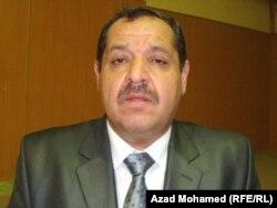 ظافر عبد الأمير، رئيس الإتحاد العراقي للشطرنج