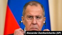Ruski šef diplomacije Sergej Lavrov