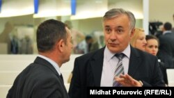 Slavo Kukić u Parlamentu BiH