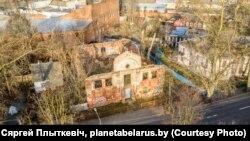 Вялікая любавіцкая сынагога ў Віцебску