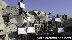 اعتراض در سوریه علیه استفاده از جنگافزار شیمیایی