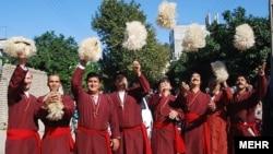 Eýrandaky türkmenler