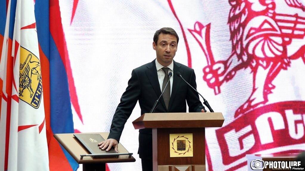 Мэр Еревана Айк Марутян выступил с поздравительным посланием по случаю 2800-летия основания «Эребуни-Еревана»