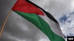 Флаг Палестины. Иллюстративное фото.