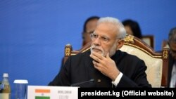 Indian Prime Minister Narendra Modi (file photo)