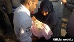 متروی تهران اعلام کرد که «برای اولین بار» یک نوزاددر این مترو دنیا آمده است