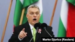 Нахуствазири Маҷористон Виктор Орбан