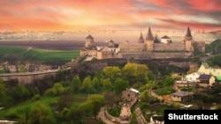 Кам'янець-Подільська фортеця, Хмельницька область (ілюстраційне фото)