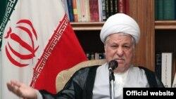 اکبر هاشمی رفسنجانی، رييس مجمع تشخيص مصلحت