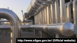 Gaz kompressor stansiýasy, Türkmenistan