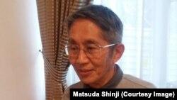 Матсуда Шинжи.