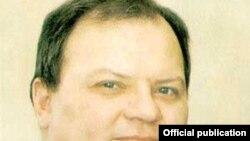 Былы пракурор Менскай вобласьці Міхаіл Сьнягір