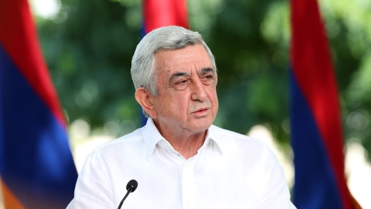 Sarkisian Calls Outcome Of 2016 Clashes In Karabakh 'Armenian Victory'