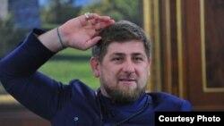 Chechen leader Ramzan Kadyrov