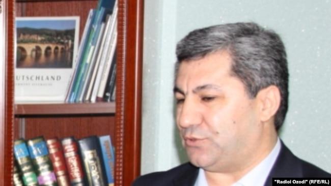 Мухиддин Кабири, лидер запрещенной ПИВТ