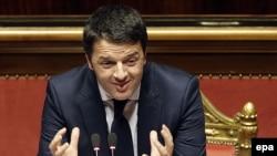 Kryeministri i Italisë, Matteo Renzi.