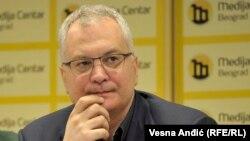 Dragan Šutanovac: Humanitarni centar ni na koji način ne bi smeo da bude povezan sa vojskom Rusije