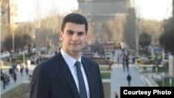 «Առաքելություն» կուսակցության քաղխորհրդի քարտուղար Հրաչյա Սարգսյան