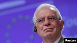EU foreign policy chief Josep Borrell. FILE PHOTO