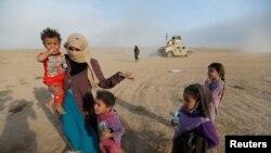 Civili bi, upozoravaju neprekidno UN, mogli biti najveće žrtve preuzimanja Mosula