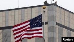 Ambasada Statelor Unite de la Kiev