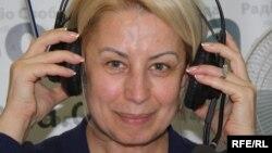 Депутат Верховной Рады Украины от партии Регионы Анна Герман