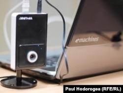 Echipamente pentru supraveghere video la BAC