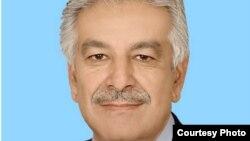 Хаваджа Мухаммад Асиф, министр обороны Пакистана.