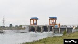 Yevlaxda Varvara Su Elektrik Stansiyası