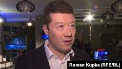 Чешский националист Томио Окамура, участник съезда правых политиков в Праге