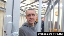Мікалай Петрамовіч у судзе