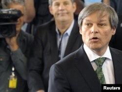 Comisarul european pentru agricultură, Dacian Cioloş
