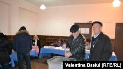 Moldavija, glasanje