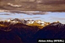 Soçi dağları