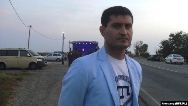 Ахтем Сейтаблаев, Чонгар