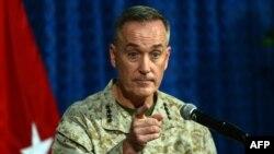 Командувач Міжнародних сил сприяння безпеці в Афганістані, американський генерал Джозеф Данфорд