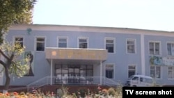Детская больница в Намангане.