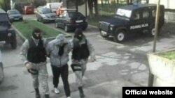 """Полициска акција """"Детонатор"""" во Виница и во Кочани."""